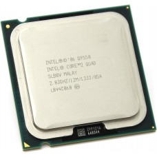 CPU Intel® Core™2 Quad Processor Q9550 12M Cache, 2.83 GHz, 1333 MHz FSB