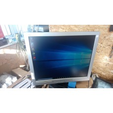 "Philips 190S - LCD monitor - 19"" 1280 x 1024 VGA/DVI"
