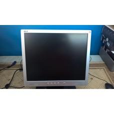 "Acer AL1715 - LCD monitor - 17"" 1280 x 1024"